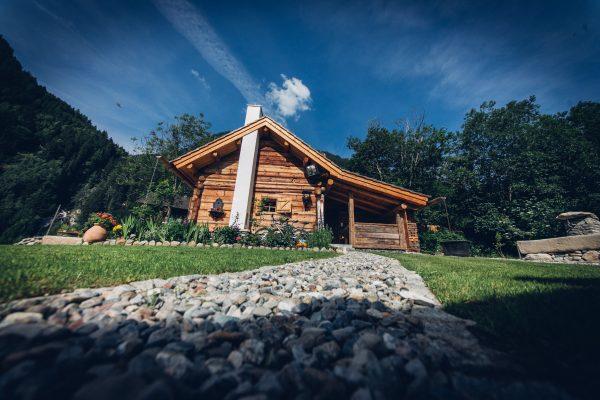 Skihütte, Kuschelhütte, Berghütte