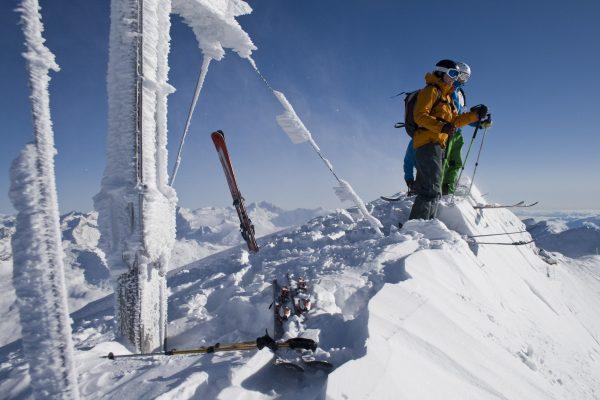 Freeriding, Freerider, Mölltaler Gletscher, Pulverschnee,Frühjahrsskilauf