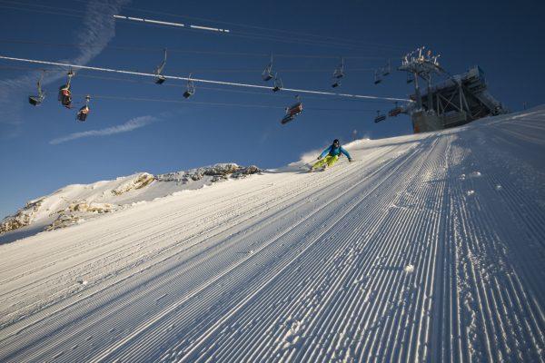 Mölltaler Gletscherskilauf, Skifahren am Mölli, Speedskiing Gletscher, ÖSV Training Mölltaler gletscher, DSV Training