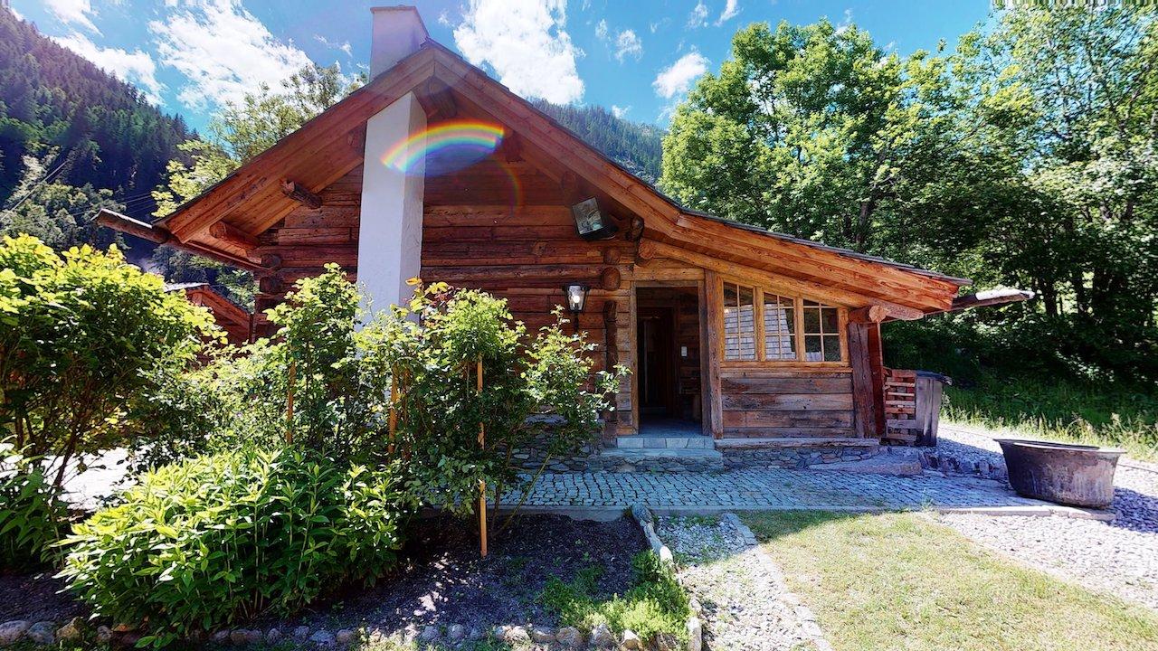 Romantikhütte Mölltaler Gletscher